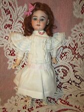 Antique bisque head doll Armand Marseille Germany , mold 1894  17 inches