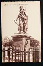 FRANCE 865-BRIVE -Statue du Maréchal Brune