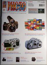 PHOTO DEAL Photodeal 91 Zeiss Ikon Leica 72 Pathex Hasselblad Mini-Fex Squeezer