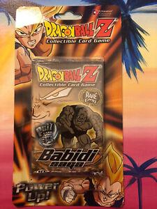 SEALED Dragon Ball Z Babidi Blister Pack Very Rare