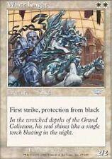 *MRM* ENG 4x white Knight/Chevalier blanc MTG Legions