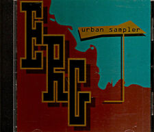 ERG URBAN SAMPLER (CD Promo 1993) Lords Of The Underground UMC's Shadz Of Lingo