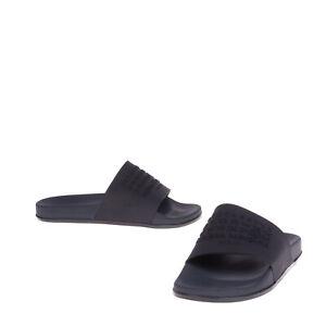 RRP €235 MAISON MARGIELA Slide Sandals EU 42 UK 8 US 9 Footbed Made in Italy
