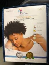 New PureCare FRIO Mattress Protector Total Encasement waterproof 4 sizes availab