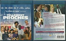 BLU RAY - TELLEMENT PROCHES avec OMAR SY, ISABELLE CARRE / COMME NEUF