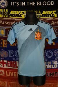 5/5 Spain 15-16 176 2012 away MINT football shirt jersey trikot camiseta soccer