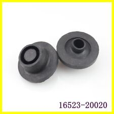 2pcs for TOYOTA 1652320020 RADIATOR ASSY UPPER INSULATOR Radiator Mount Bushing