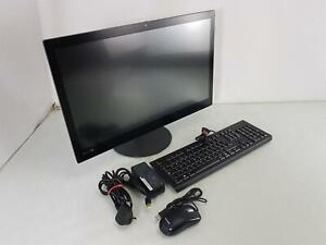 Lenovo Thinkcentre X1 23.8in All In One i5-6200U 8GB 500GB HD Win 10 Pro