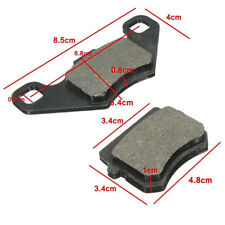 ATV Dirt Quads Bike Motercycle Rear Front Disc Brake Pads Shoes 50/90/110/125cc