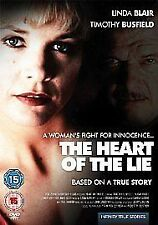 Heart of the Lie [DVD], Very Good DVD, James Handy, Tobin Bell, Peter Jurasik, K