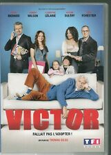 DVD ZONE 2--VICTOR--RICHARD/WILSON/CELARIE/DULERY/FORESTIER/GILOU