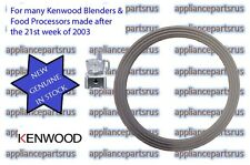 Kenwood Blender Seal. Part 680939 after date code 3F21 - NEW  GENUINE - IN STOCK
