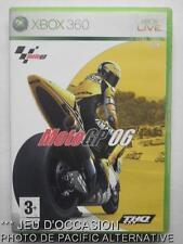OCCASION sans Notice: Jeu MOTO GP 06 xbox 360 microsoft francais sport 2006