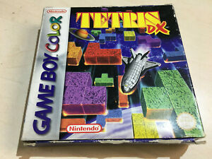 TETRIS DX Gameboy Color Box only no game