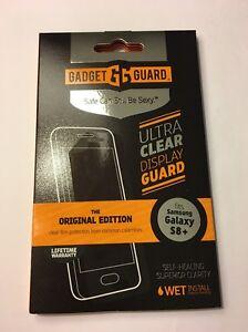 Gadget Guard HD Film Screen Protector for Samsung Galaxy S8 +, Original Edition