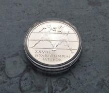 * Ungarn 5000 Forint 2004 st , Ag.925er - 31,46 g. * Boxkampf * nur 3000 Ex.