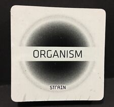 STRAIN Bioengineering Game Replacement Pieces Parts 40 ORGANISM TILES New SEALED