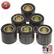 6 gram 16 x 13 mm GY6 49 50 cc Performance Variator Rollers Weights Scooter