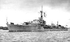 ROYAL NAVY Z CLASS DESTROYER HMS ZENITH