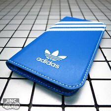 Original Adidas Samsung SM-G930RZDAUSC Galaxy S7 Leather Cover Book Case Pouch