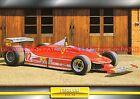 FERRARI 312 T4 1979 : Fiche Auto Collection