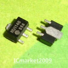 5 PCS MCP1703T-3302E/MB (HU) SOT-89 MCP1703 250 mA, 16V, Low Quiescent Current