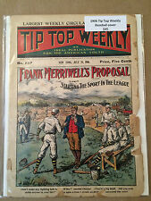 1906 Tip Top Weekly Baseball magazine