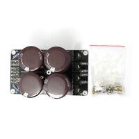 Hi-End Amplifier Board Amp Power Supply PSU Board 4x10000uF/100V Ruby Capacitor