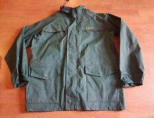 STEARNS DRY WEAR GREEN PVC VENTILATED JACKET MENS MED