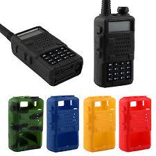 Rubber Soft Case Cover for BAOFENG UV-5R UV-5RA UV-5RB TH-F8 UV-5RE Plus Radio