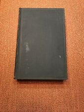 Diesel Engines By J. W. Anderson First Edition 1935