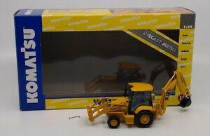 First Gear 50-3095 1:50 Komatsu WB-146 Backhoe EX/Box