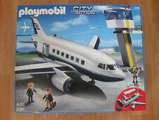 Set 5261 Playmobil Cargo- und Passagierflugzeug