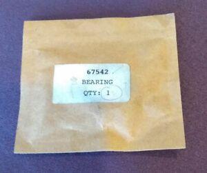 LYCOMING 67542 BEARING, SURPLUS PART
