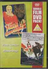 The Plague Dogs + Flash Gordon - Castaways in Tropica New & Sealed UK R0 DVD