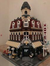 Lego Creator Modular CAFE CORNER 10182-Rare et retraite