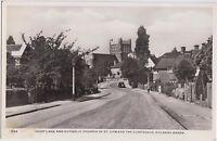 Golders Green, Hoop Lane, nr  Hampstead,  Finchley, R/P/Pc by Fry & Co, # 592