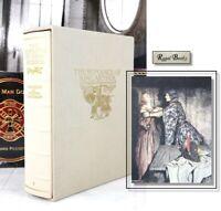 ROMANCE of KING ARTHUR DELUXE LTD ED - Easton Press -  ARTHUR RACKHAM ILLUST