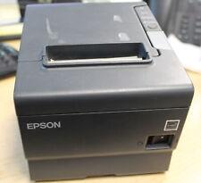 Epson Tm T88v M244a Usb B Thermal Receipt Printer With Power Supply