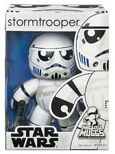 """STAR WARS MIGHTY MUGGS Collection_STORMTROOPER 6 """" Vinyl figure_New and Unopened"""