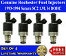 4X OEM Rochester Genuine Fuel Injectors For 1993-1994 Saturn SC2 1.9L I4 DOHC