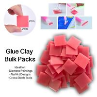 DIY Diamond Painting Art Hobby Accessories Glue Clay Bulk Pack For Dotting Pens