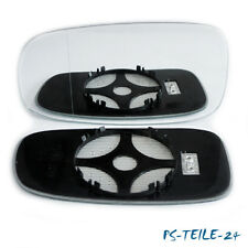 Spiegelglas für SAAB 93 9-3 2003-2010 links asphärisch beheizbar elektrisch