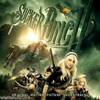 Sucker Punch - Soundtrack CD - NEW & SEALED Emily Browning , Ost