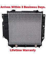 New Radiator For Jeep TJ 97-06 Wrangler 87-06 2.4 2.5 4.0 4.2 Lifetime Warranty