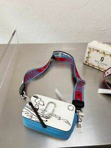 MARC JACOBS Snapshot Small Camera Bag Handbag Crossbody Shoulder Bag