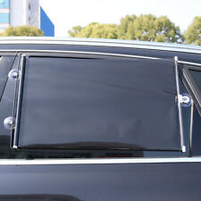 2PCS Summer Car SUV Truck Auto Window Glass Sun Shade Cover Blind Visor XL Cool
