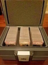 Fireproof Trading Topps Card Storage Box Safe Case Waterproof PSA 10 Pelican