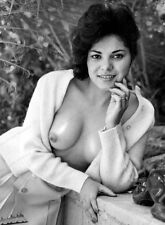 8x10 Print Sexy Model Meixcan Pin-Up 1960's Nudes #M6033