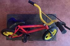 Vintage Raleigh BMX kids Bike Burner Era